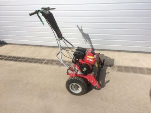 Baroness LM56G Ped Greens Mower for sale