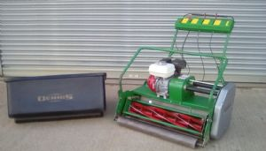 DENNIS G860 SPORT MOWER for sale