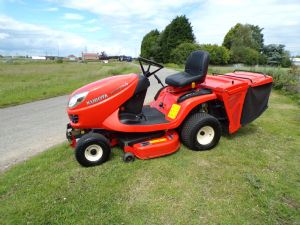 KUBOTA GR1600 II GARDEN LOW TIP 2008 MOWER for sale