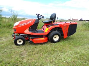 KUBOTA GR1600 II 2012 RIDE ON GARDEN MOWER for sale