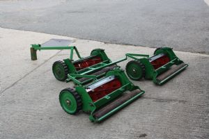 Dennis Gang Mowers. for sale