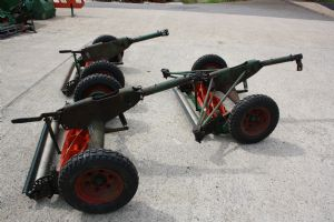 RANSOMES MK10 GANG MOWERS for sale