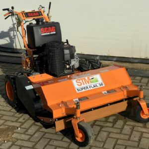 Scag Flail Pedestrian Mower for sale