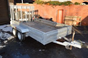 INDESPESION PLANT TRAILER for sale
