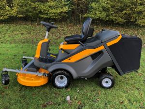 *BRAND NEW* STIGA MPV 520W Multi-Purpose Ride on Mower Collector for sale