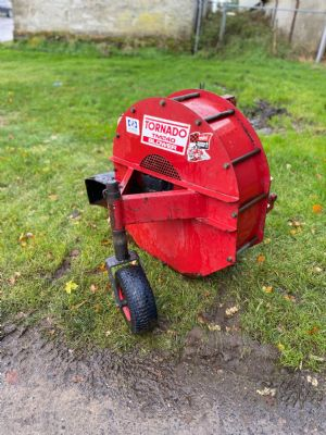 Tornado TM240 Tractor Leaf Blower for sale