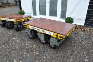 Ansell Jones Trailer Trolley 2 Ton Capacity for sale