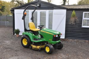 2012 John Deere X740 Rotary Ride on mower for sale
