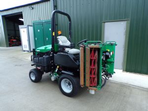 RANSOMES HIGHEWAY 3 TRIPLE GANG RIDE ON MOWER for sale