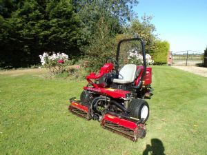 TORO REELMASTER 3100D RIDE ON MOWER for sale
