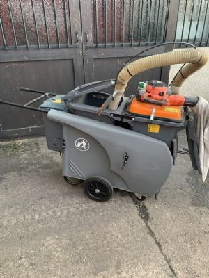 Overton 75HV Vacuum Barrow for sale