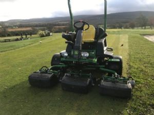 John Deere 8000 E-Cut Hybrid for sale