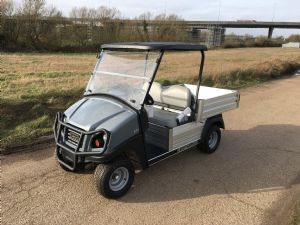 Club Car Carryall 500 Petrol Utility Vehicle for sale