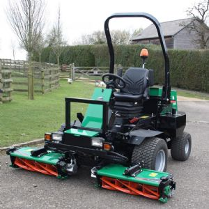 USED RANSOME PARKWAY 2250 PLUS TRIPLE MOWER for sale