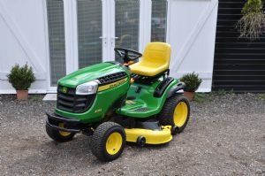 2019 John Deere X165 Ride on Rotary Mower for sale