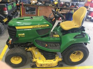 John Deere X750-48 for sale