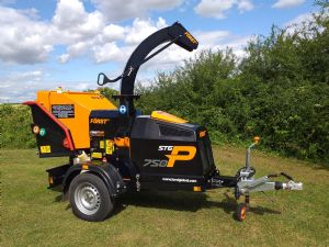 Forst ST6P Wheeled Woodchipper for sale