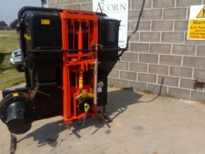 Used Kilworth Hi/Tip vacuum collector for sale
