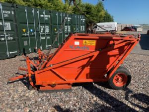 kubota sweeper tsc120 pto driven collector brush for sale