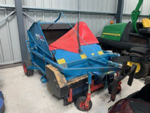 WESSEX PADDOCK CLEANER/SWEEPER SX120 LEAVES LEAF C for sale