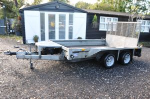 Ifor Williams GX106 Dual Axle plant Trailer 3500kg for sale