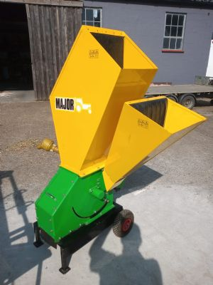Used Major  KDO 85T PTO Chipper Shredder for sale