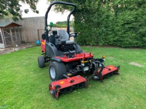 TORO LT3340 TRIPLE RIDE ON MOWER for sale
