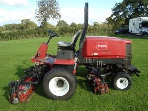 TORO RM 6500D Fairway Mower for sale