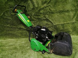 John Deere 220B + Other mowers for sale