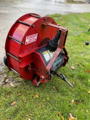 Compact Tractor Leaf Blower for 3 Point Linkage for sale