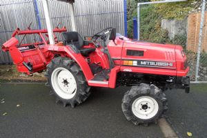 Mitsubishi MT16 Compact Tractor for sale