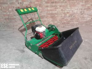 Dennis G860 Cylinder Mower (C) for sale