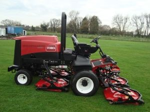 TORO GM4500D Rotary Mower 2015 for sale