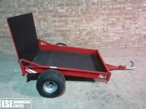 TFM Trailer Greensmower Trailer for sale