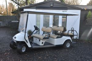 EZGO 48volt 6 Seater Golf Buggy for sale