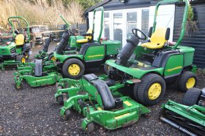2008 John Deere 1565 Series II with V Fle 72 for sale