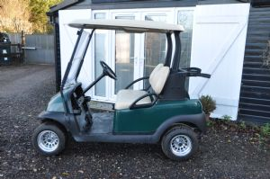2016 Clubcar Petrol 2 Seater Golf Buggy for sale