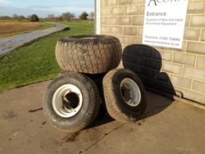 Used Galaxy Turf Tyres for sale