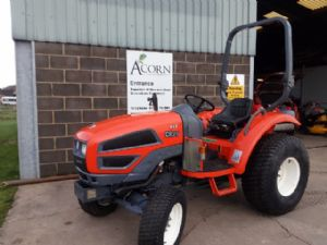 Used Kioti CK25 tractor for sale