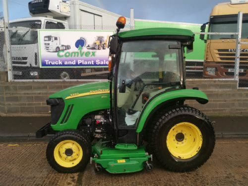 JOHN DEERE 3320 MID MOUNT 1 COUNCIL OWNER for sale
