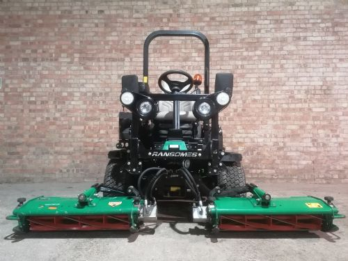 Ransomes Highway 3 Triple Mower for sale