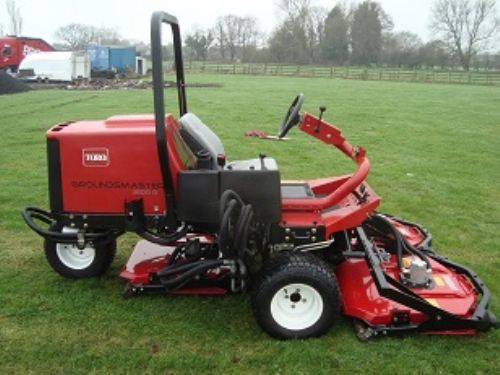 TORO GM 3500D Sidewinder Rotary Mower for sale