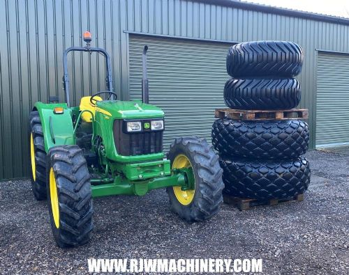 John Deere 5065E tractor, year 2017 ~ 480hrs, 65hp, for sale