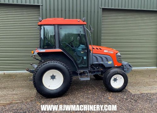 Kioti DK451 Compact tractor, 3975 hrs, 45hp for sale