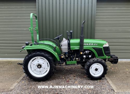 Huaxia 404 tractor, year 2016, 40HP, 4 Cylinder Diesel engine, for sale