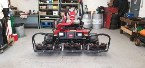 Toro RM3550D Fairway Mower for sale