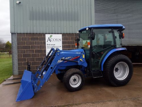 Used Iseki TG6370 tractor for sale