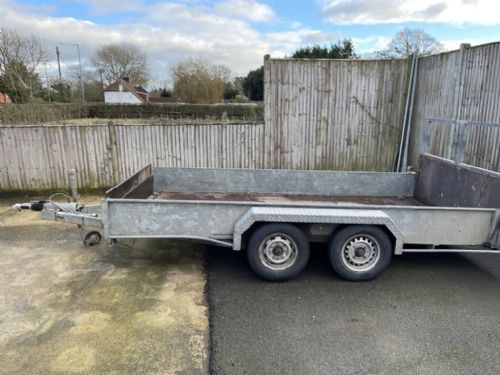 Hazelwood 2600GPS General Purpose trailer  for sale
