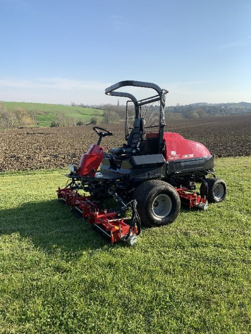 EX DEMO BARONESS LM2700  for sale