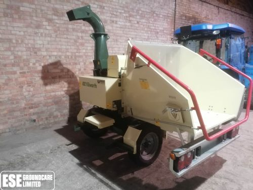Kilworth Negri R280 Bio Chipper / Shredder for sale